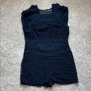 Brand new Free People romper